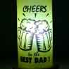 Cheers Dad Lamp